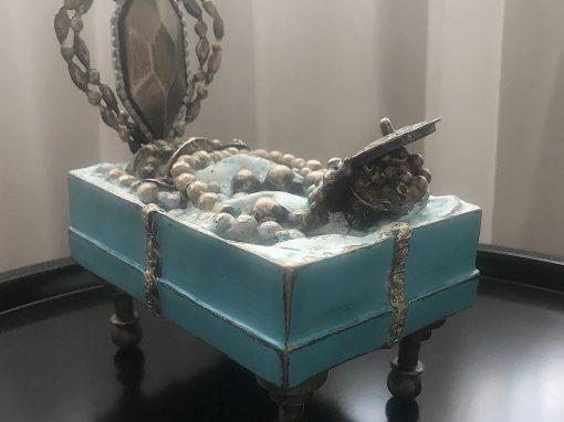 Bijoux Bed tiffany
