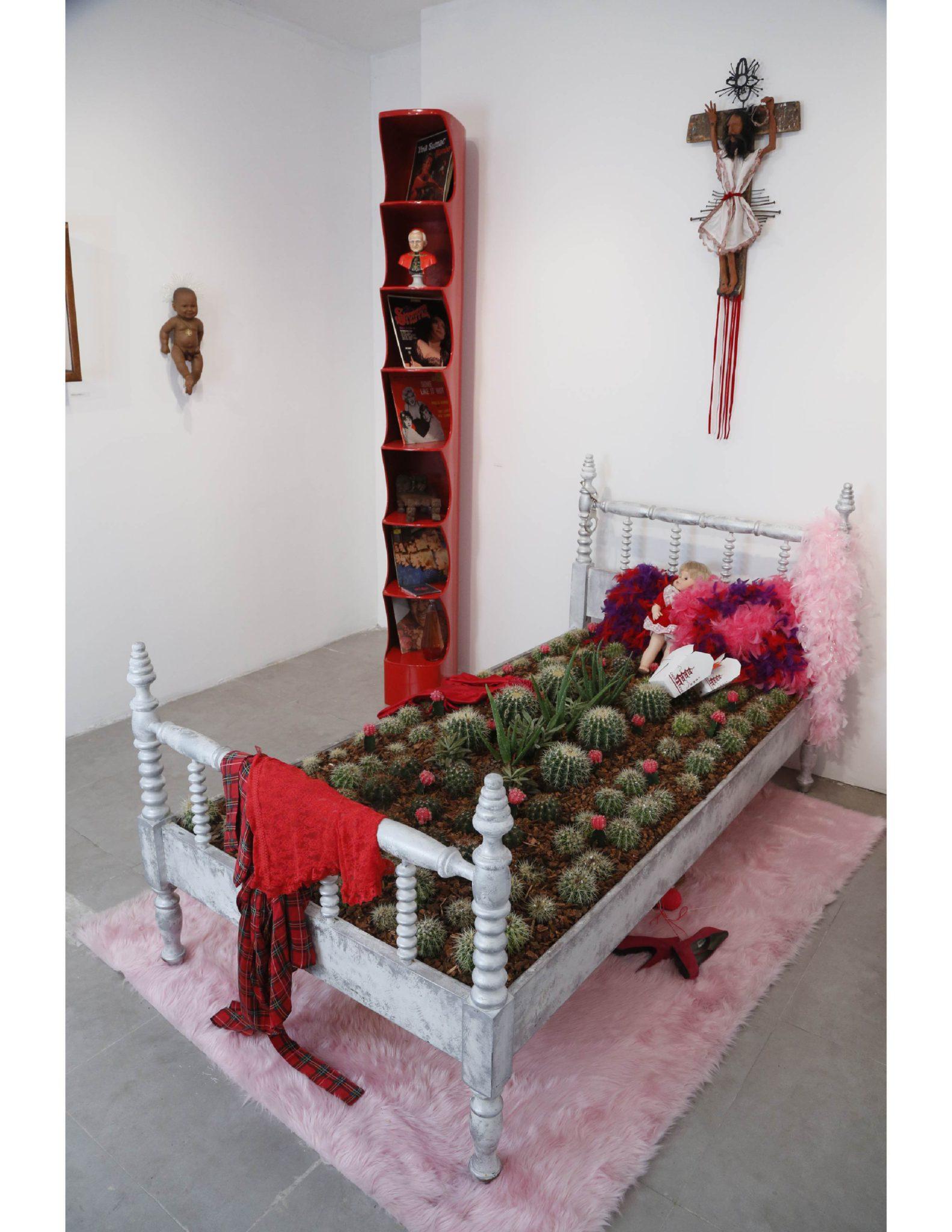Cactus Bed Confessions