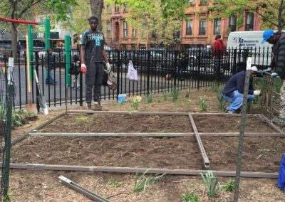 FLOWER-BED-MARCUS-GARVEY-SNTALLATION-