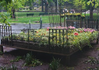 Flower Bed: How does my garden grow?
