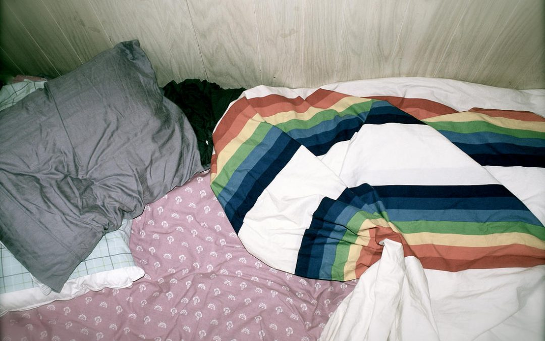 BED/unmade